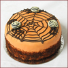 Boooo-chilly Halloween cake